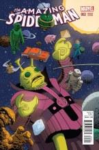 Amazing Spider-Man Vol 4 #2 Rivera Kirby Monster Var