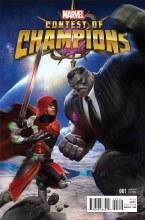 Contest of Champions #1 Contest of Champions Game Var