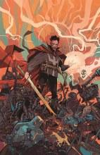 Doctor Strange #1 Rebelka Var