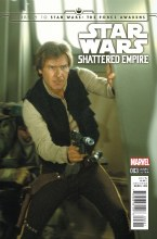 Journey Star Wars Force Awakens Shattered Empire #3 Movie Var