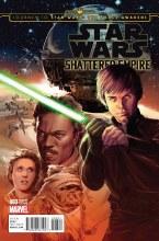 Journey Star Wars Force Awakens Shattered Empire #3 Deodato Variant