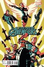 New Avengers #1 Cho Var