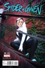 Spider-Gwen #1 Cosplay Var