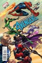 Uncanny Avengers #1 Campbell Var