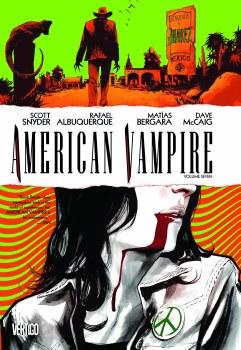 American Vampire TP VOL 07 (Mr)