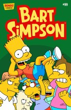 Bart Simpson Comics #99