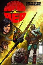 Johnny Red #1 (of 8) Subscription Ezquerra (Mr)