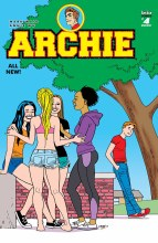 Archie #4 Hernandez Var Cvr D