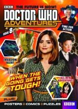 Doctor Who Adventures Magazine #8 (C: 1-1-1)