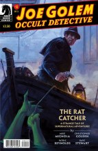 Joe Golem Occult Detective #1