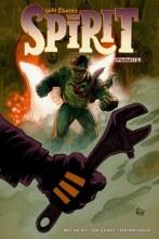 Will Eisner Spirit #5 Cvr A Powell