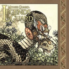 Mouse Guard Legends of the Guard HC VOL 03
