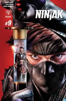 Ninjak #9 Cvr A Suayan