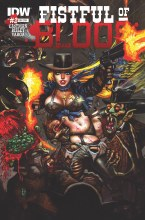 Fistful of Blood #2 (of 4) Subscription Var