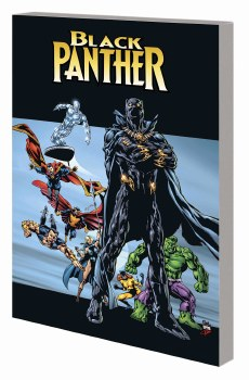 Black Panther By Priest TP 02 Complete Collection