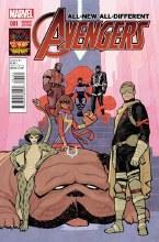 All New All Different Avengers #1 Inhuman 50th Annv Var