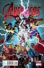 All New All Different Avengers #2 Jimenez Var