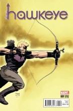 All New Hawkeye #1 Sale Var