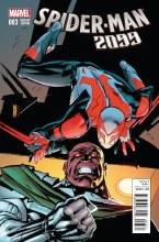 Spider-Man 2099 #3 Leonardi Var