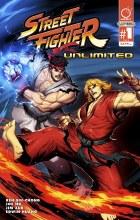 Street Fighter Unlimited #1 Cvr A Genzoman Story