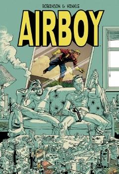Airboy Dlx Ed HC (Mr)