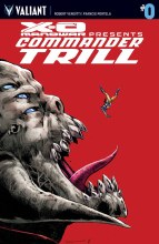 X-O Manowar Commander Trill #0 Cvr A Jimenez