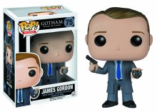 Pop Gotham Jim Gordon Vinyl Fi