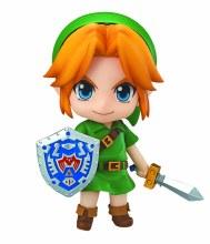 Legend of Zelda Majoras Mask 3D Link Nendoroid