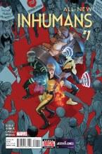 All New Inhumans #1