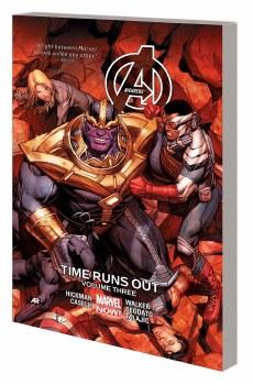 Avengers Time Runs Out TP VOL