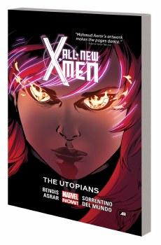 All New X-Men TP VOL 07 Utopia
