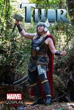 Mighty Thor #2 Cosplay Var