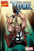 Mighty Thor #2 Frenz Marvel 92 Var