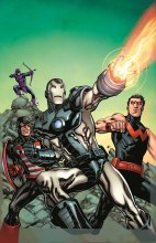 New Avengers #4 92 variant