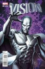 Vision #2 Keown Marvel 92 Var