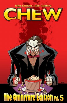 Chew Omnivore Ed HC VOL 05 (Mr