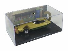 Batman Automobilia #79 Classic TV Diecast Catmobile w/Magazine