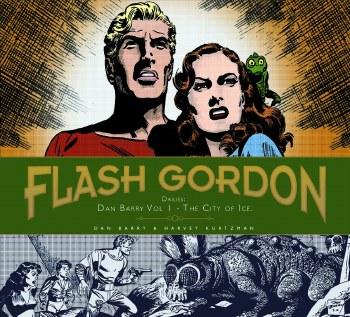 Flash Gordon Dailies HC VOL 01