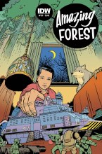 Amazing Forest #1 Subscription Var