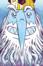 Adventure Time Ice King #1 Subscription Yates Variant