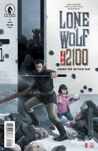 Lone Wolf 2100 #1 (of 4)