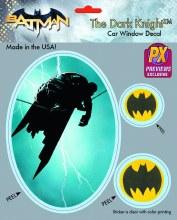 Batman Dkr Dark Knight Highwire Px Vinyl Decal