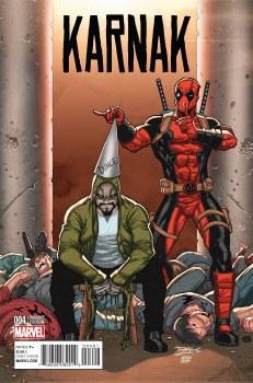 Karnak #4 Lim Deadpool Variant