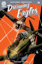Dreaming Eagles #3 (of 6) (Mr)