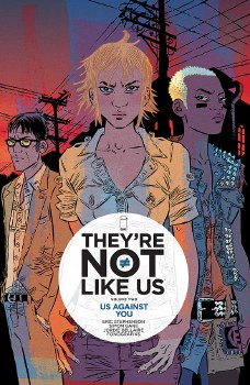 Theyre Not Like Us TP VOL 02
