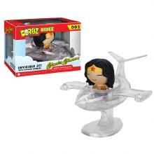 Dorbz Ridez Wonder Woman Invisible Jet Vinyl Figure