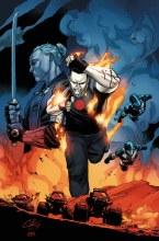 Bloodshot Reborn #11 Cover B Henry
