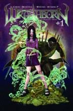 Wraithborn #1 (of 6) Main Cover