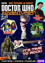Doctor Who Adventures Magazine #11