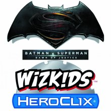 DC Heroclix Dawn of Justice Fast Forces 6pk